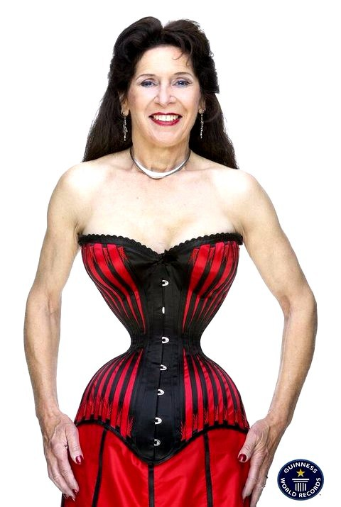 879ed39a87 Mr. Pearl is a famous corset maker who has collaborated with some of the  leading fashion designers of the day